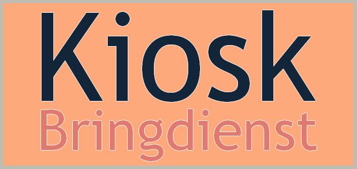 Leicht und unkompliziert beim Bringdienst Kiosk Bringdienst Essen online bestellen!