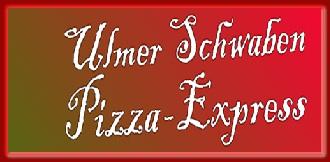 Beim Bringdienst Ulmer Schwaben Pizza Express online bestellen und Zeit sparen